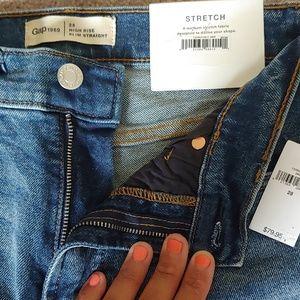 Women's brand new Gap jeans